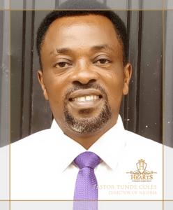 HEARTS - PASTOR TUNDE COLES